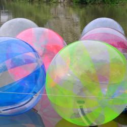 Achat Waterball PVC 2m Bicolore Bleu