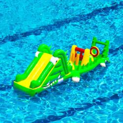 Parcours Aquatique Crocodile