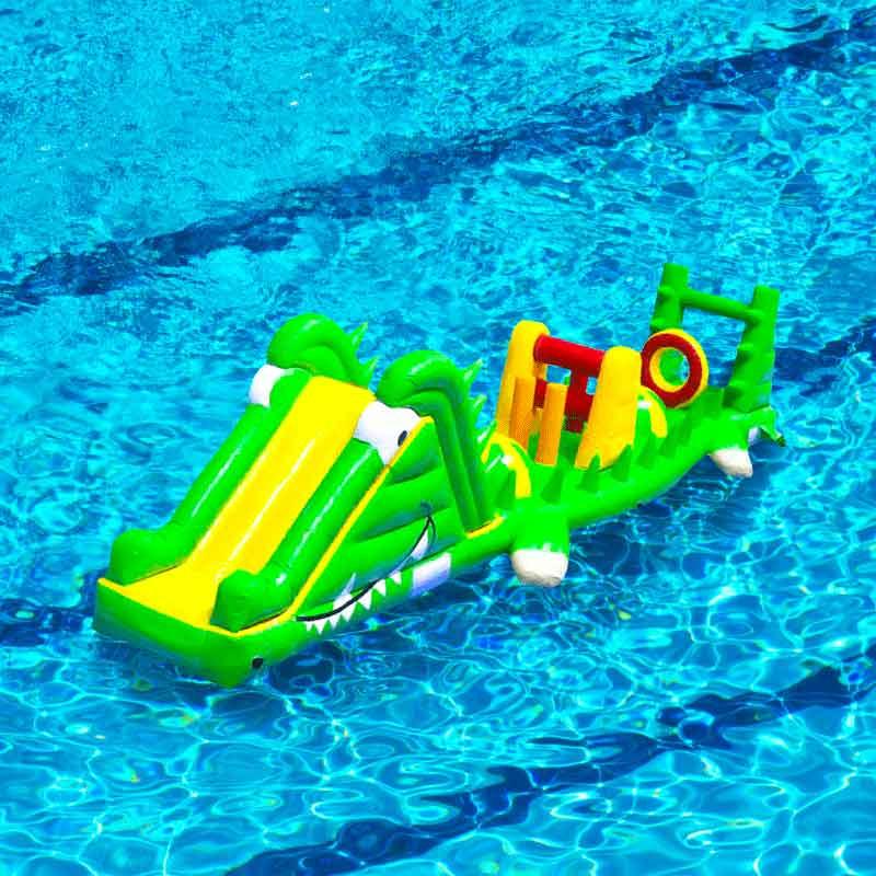 Achat Parcours Aquatique Crocodile
