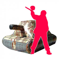 Achat Paintball Tank Militaire