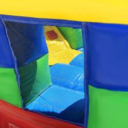 Achat Toboggan Gonflable Jump Basket