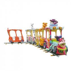 Achat Manege Petit Train Zoo