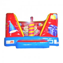 Achat Chateau Gonflable Anniversaire 6m : bougie gonflable