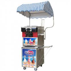 Machine à Glace Italienne Pro 3300w