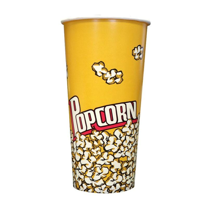 Lot 50 Gobelets pour Pop-corn